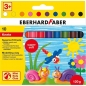 Preview: Eberhard Faber Mini Kids Club Supersoft Knete 10 Stangen
