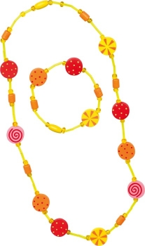 LEGLER - Schmuck-Set LOLLIPOP