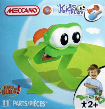 MECCANO Kids Play FROSCH