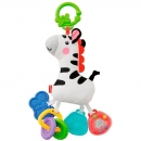FISHER PRICE - Zebra Rassel