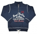 HUST & CLAIRE Jungen Sweatshirt BEAR VALLEY in marine