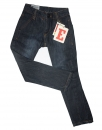 IMPS & ELFS Jungen Jeans THUNDER Engineer stonewashed in dark indigo